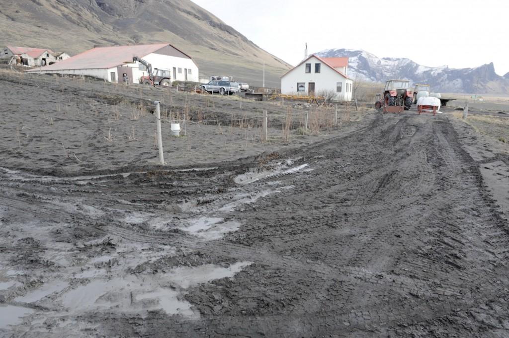 Eyjafjallajökull | Vulkanausbruch auf Island