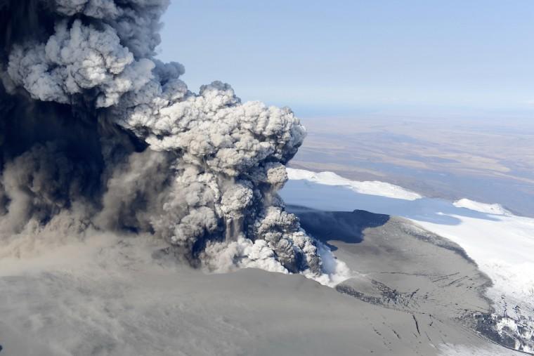 Reportage Vulkanausbruch Eyjafjallajoekull